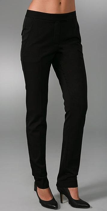 Theory Brennsley High Waist Skinny Pants