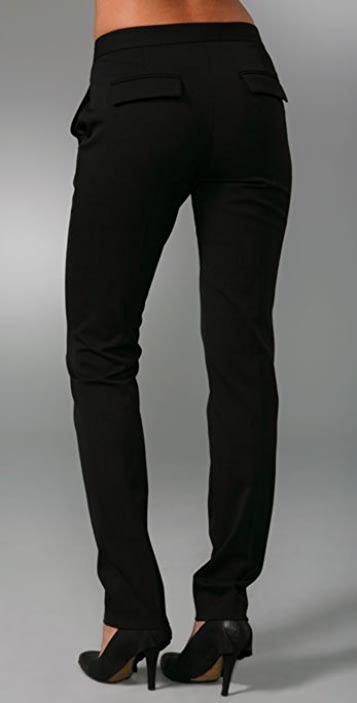 Theory Brennsley High Waist Skinny Pants