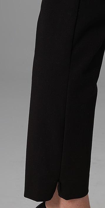 Theory Nordin Zip Pants