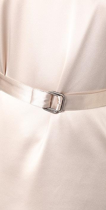 Theory Laylie B Belted Dress