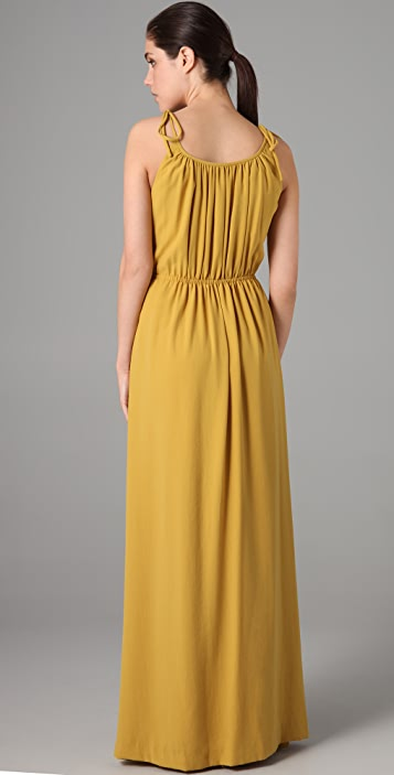 Theory Tylie Long Cami Dress