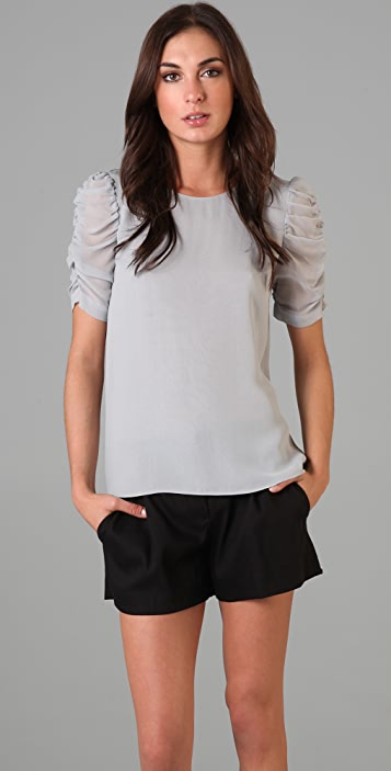Theory Avonlee Top