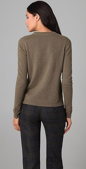 Theory Yulia B Cashmere Sweater