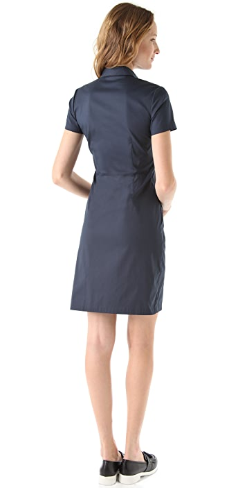Theory Timandra Impeccable Dress