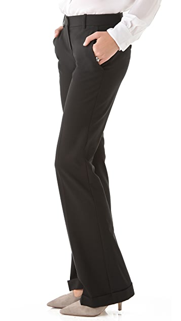 Theory Lauren Tailor Pants