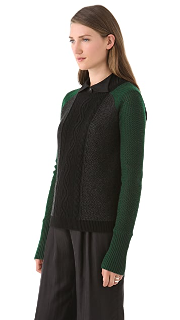 Theory Caydees Sweater