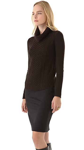 Theory Grisel Turtleneck Sweater