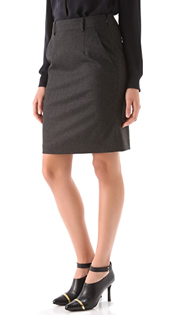Theory Ruena Galen Skirt