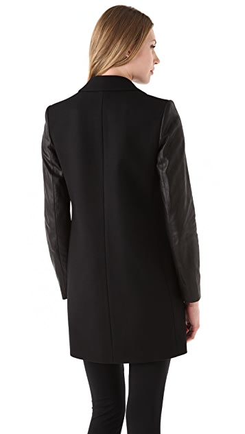 Theory Bindra C Wool Coat
