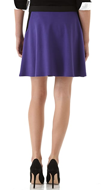 Theory Folti Classical Skirt