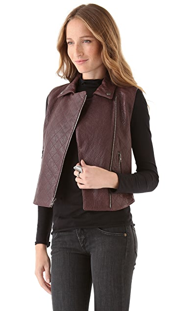 Theory Madrigal Vest
