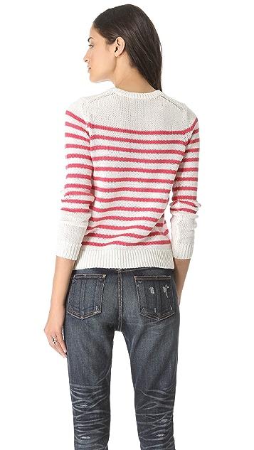 Theory Saida Poised Sweater