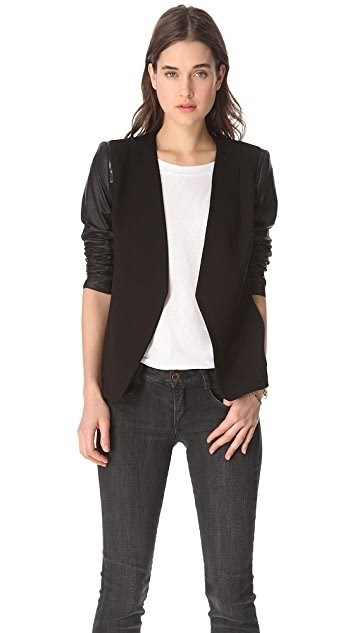 Theory Yaisa Classical Jacket