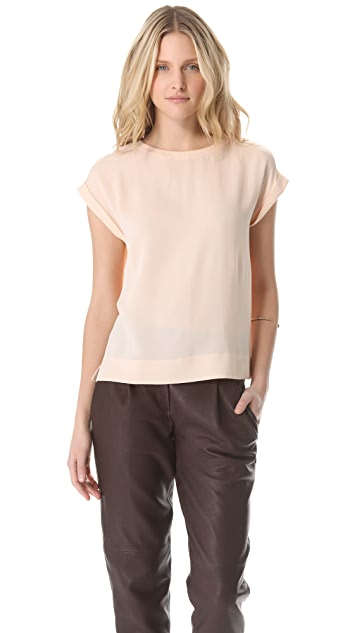 Theory Sorcha Top