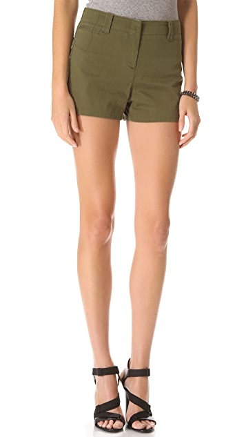 Theory Raska Shorts
