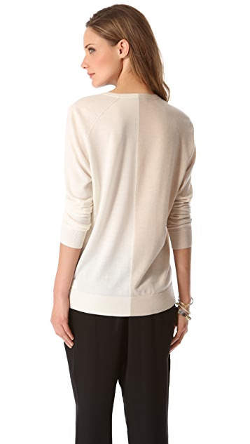 Theory Adrianna CB Sweater