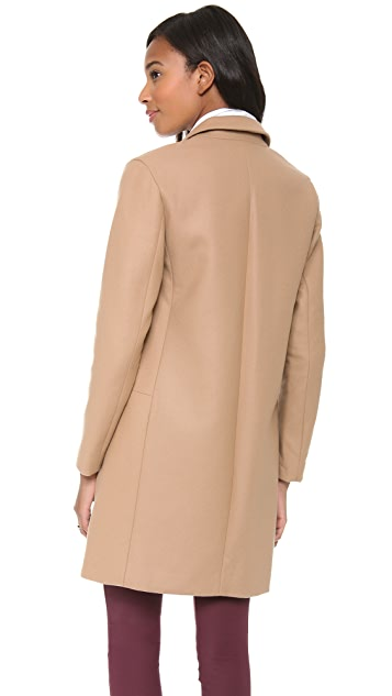 Theory Elibeth Oversized Coat