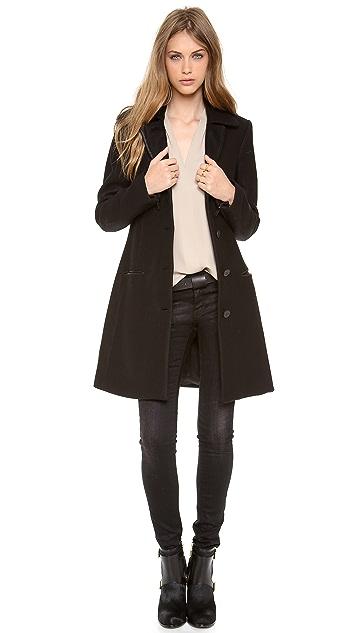 Theory Gazella Coat
