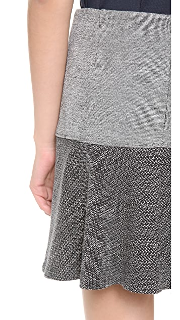 Theory Gida K Skirt