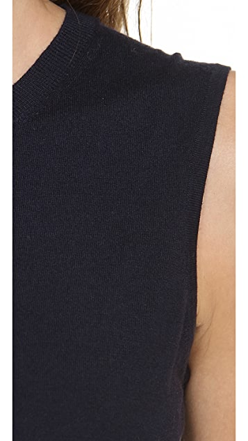 Theory Balaydia Sweater Dress