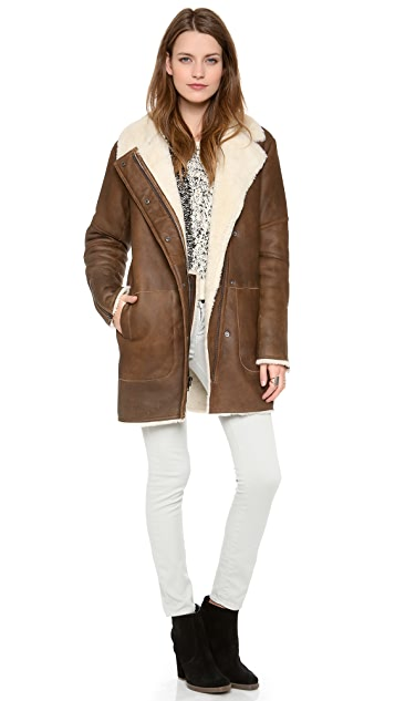 Theory Datyah Marne Coat