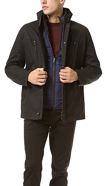 Theory Yvan Belgrade 3-in-1 Jacket