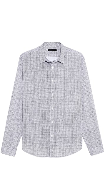 Theory Stephan Sport Shirt