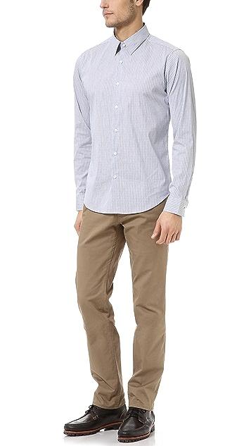 Theory Sylvain Dress Shirt