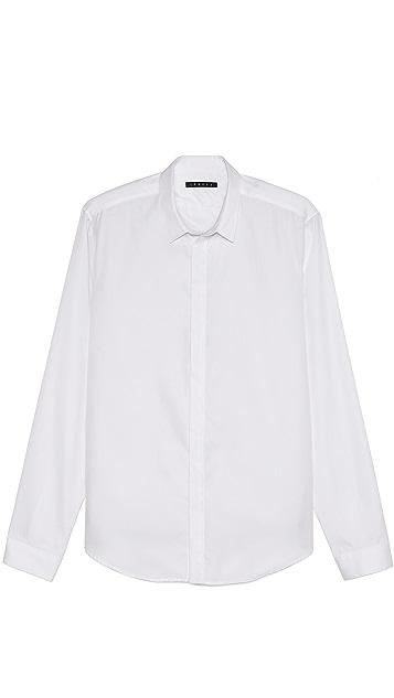 Theory Stephan FF C Dress Shirt