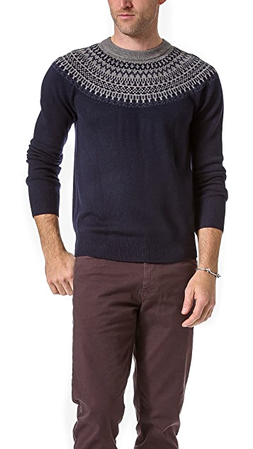 Theory Nilles Nordic Sweater