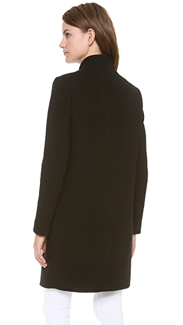 Theory Furl Jessenia Coat