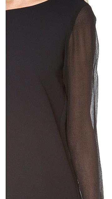 Theory Changement Toskada Dress