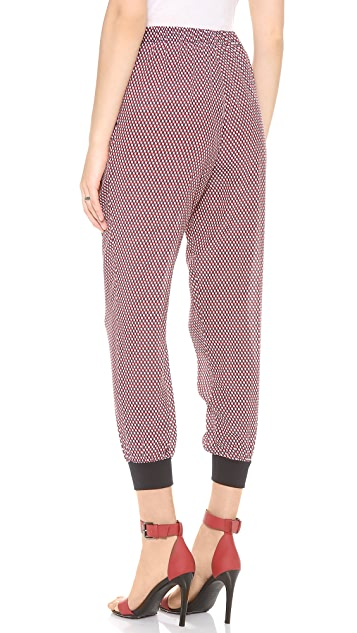 Theory Cubes Arai Pants