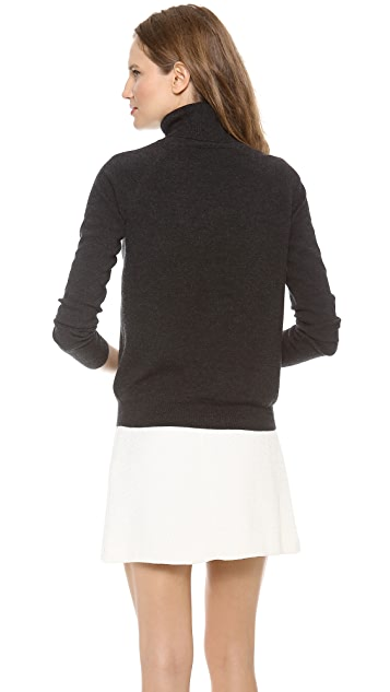 Theory Evian Stretch Kentyn Sweater