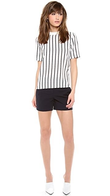 Theory Checklist Lynie NB Shorts