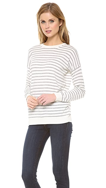 Theory Terry Andrista D Sweater