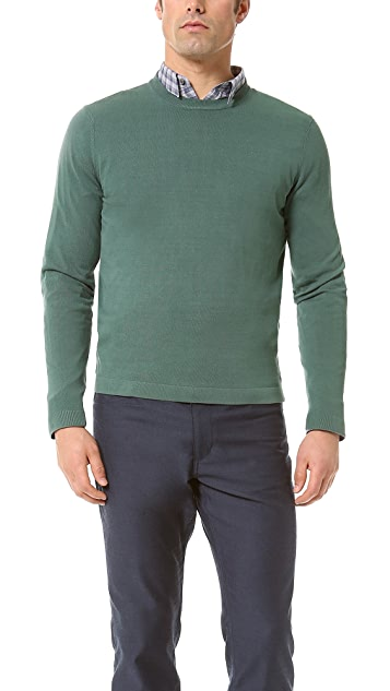 Theory Chassis Long Sleeve Top