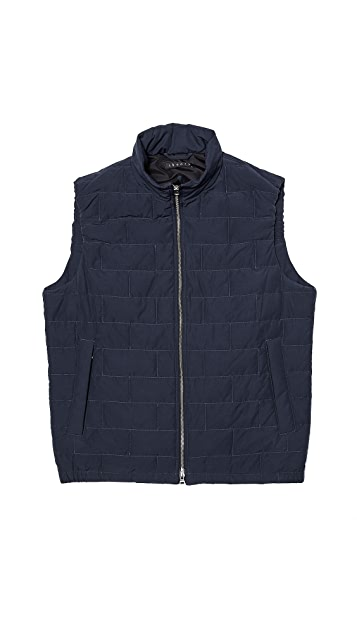 Theory Clintwood Vest