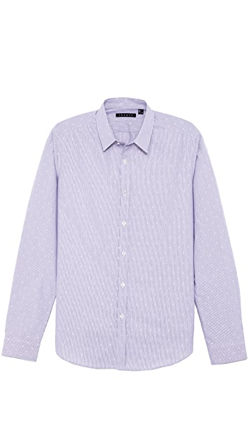 Theory Zack Dress Shirt