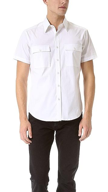 Theory Feynold S. Wealth Shirt