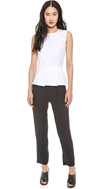 Theory Luxe Sarinda TS Blouse