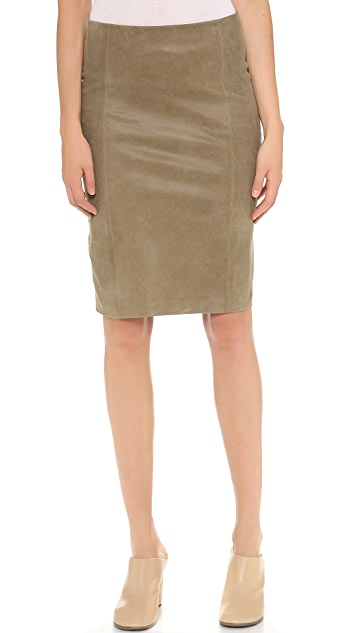 Theory Sintra Golda Skirt