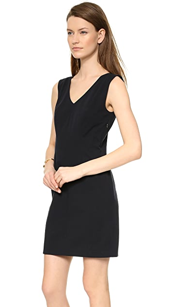 Theory Checklist Light Molana Dress