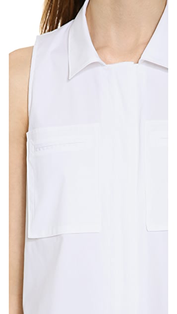 Theory Luxe Gemia Top