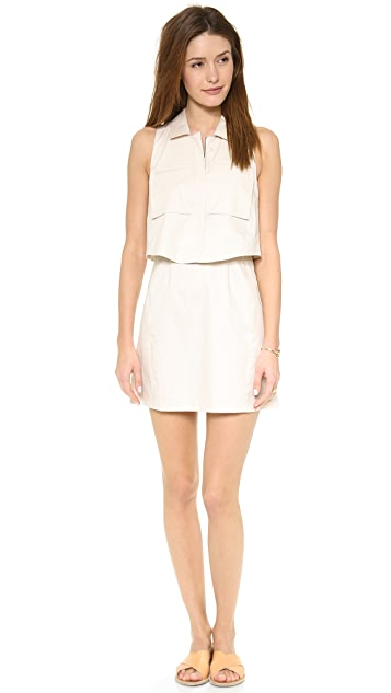 Theory Taranto Gemine Dress