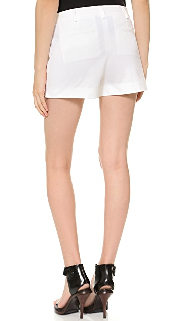 Theory Checklist Light Kasim Shorts