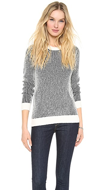Theory Sea Cottoncash Jaidyn SN Sweater