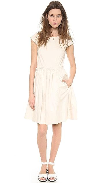 Theory Reska Taranto Dress