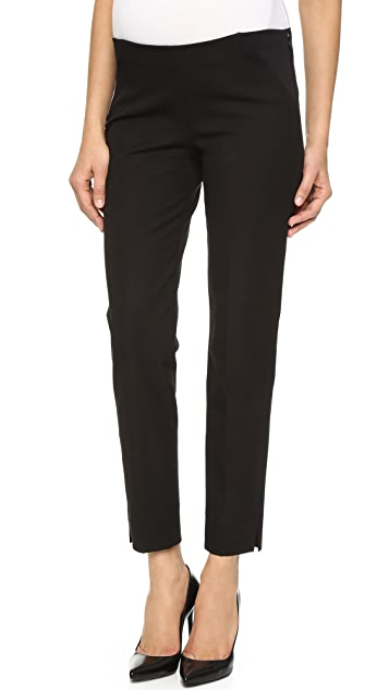 Theory Maternity Bistretch Belisa Pants
