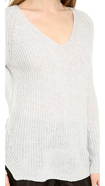 Theory Tarladia Cashmere Sweater
